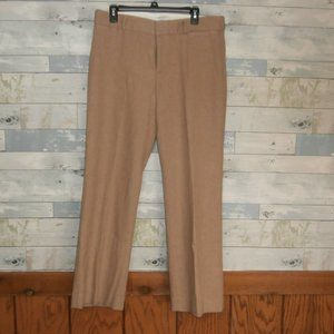 Banana Republic Wool Blend Pants Size 12 Short B18